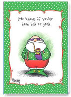 Funny Christmas Card | 74193