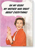 Mother's Day Card | 55970