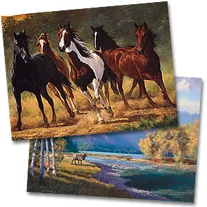 Western Greeting Cards and Gifts