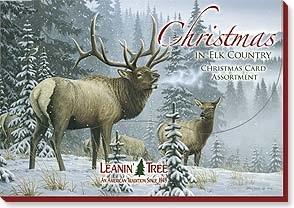 Christmas In Elk Country by Various